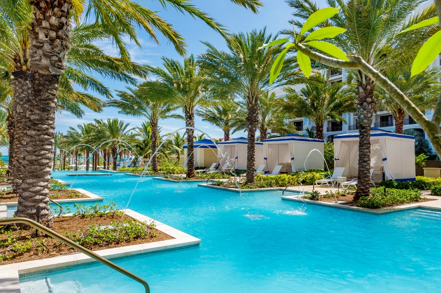 Baha Mar on activities for ocean