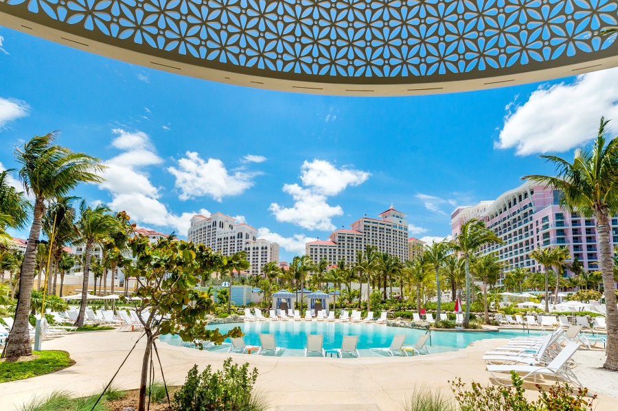 GRAND HYATT BAHA MAR - NASSAU/BAHAMAS - ABRIL/2017Photo: Tadeu Brunelli